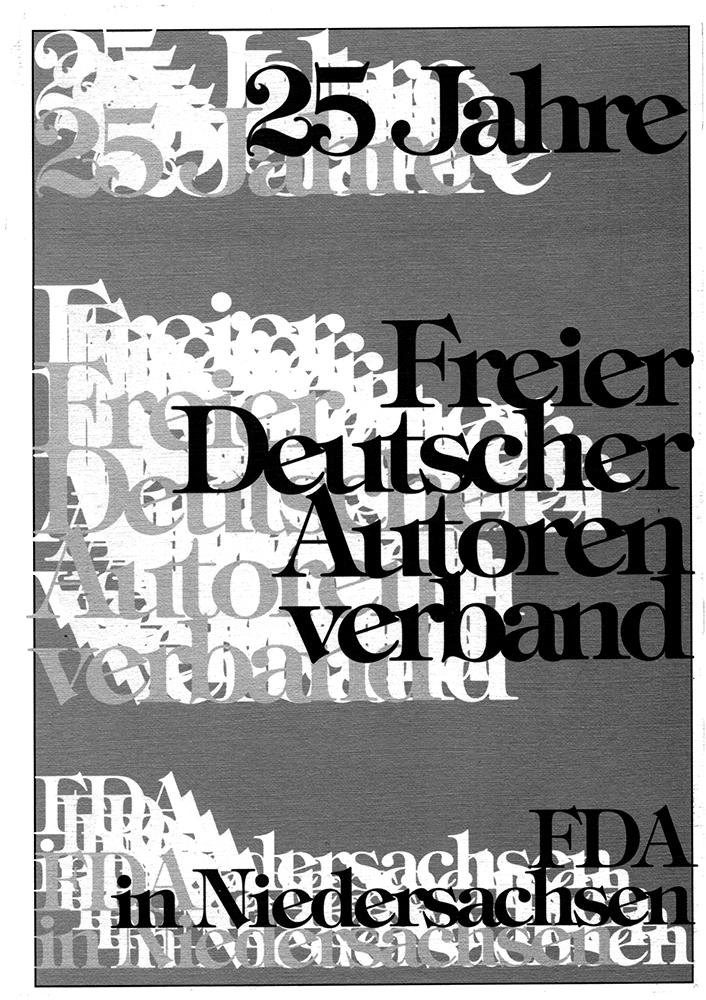 25 Jahre FDA 2001_ISBN 3-936109-01-X