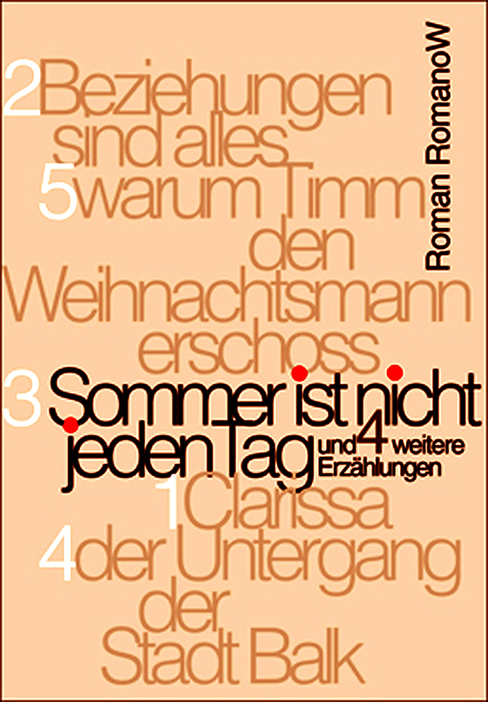 Cover Sommer ist nicht und 4