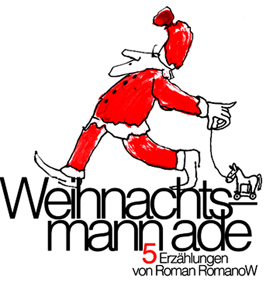 Cover Weihnachtsmann ade