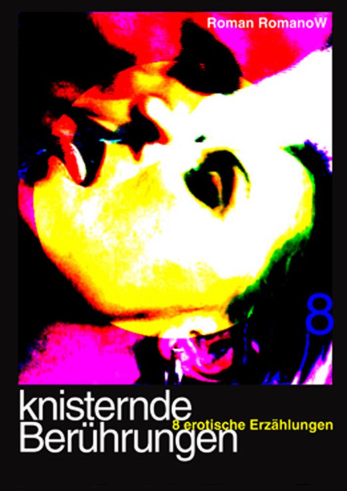 Cover knisternde Berühungen 8