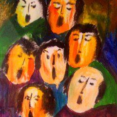 der Chor der Kriegsgefangenen